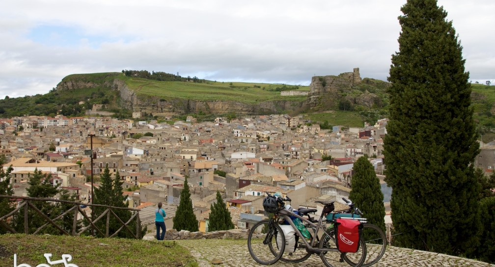 Sicily by bicycle – The hinterland image