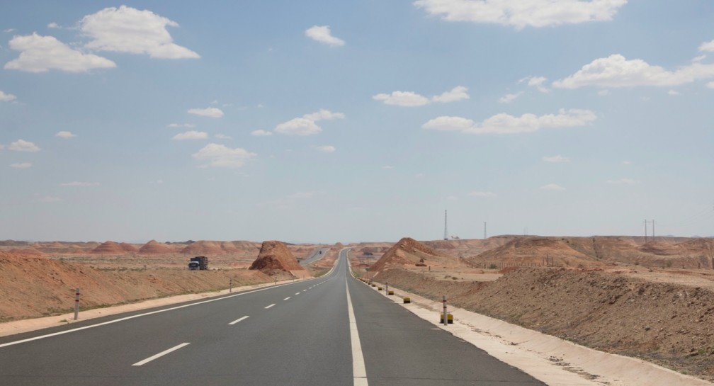 Cina parte I – Xinjiang, il deserto degli Uyghur. image