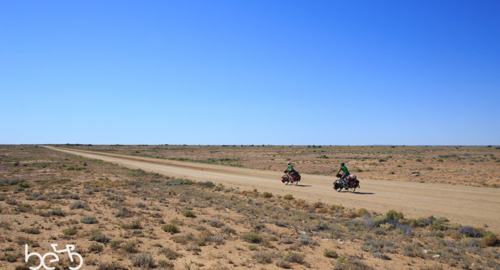 Oodnadatta Track by bicycle image